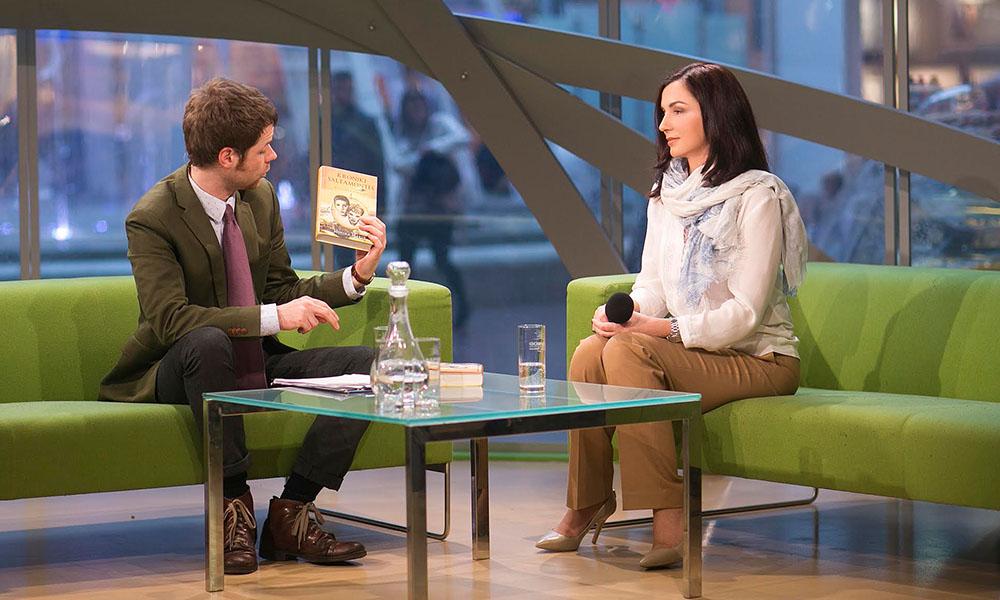 Wywiad wTelewizji Pomerania