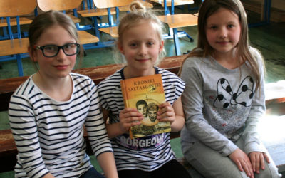 Kolejne piękne iwartościowe spotkanie: Szczecin/Pogodno, Szkoła Podstawowa nr53