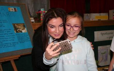 Meeting at Primary School No. 45 in Szczecin