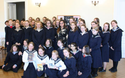 A morning at the Immaculate Conception Convent School in Szymanów
